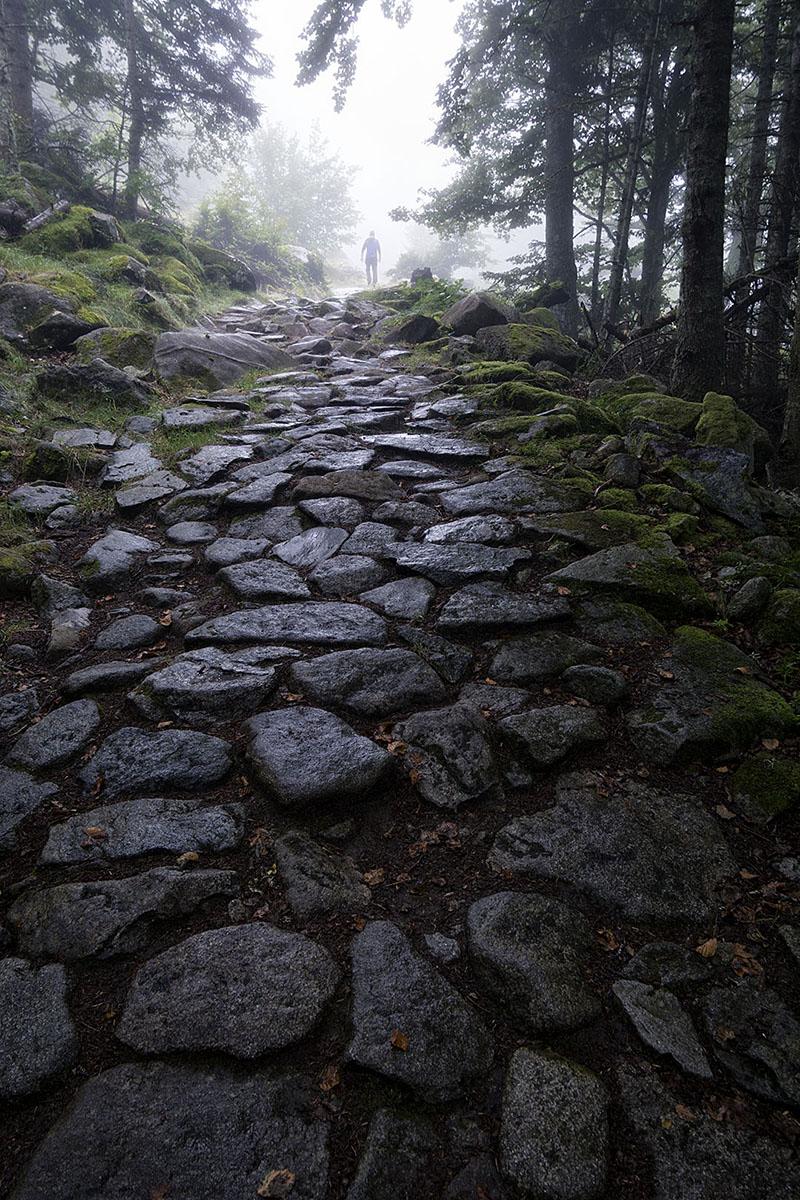 Antiguos caminos - Archivo - Iñaki Larrea, Fotografía de naturaleza y montaña