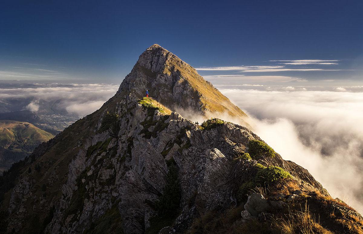 Sobre el vacío - Archivo - Iñaki Larrea, Fotografía de naturaleza y montaña