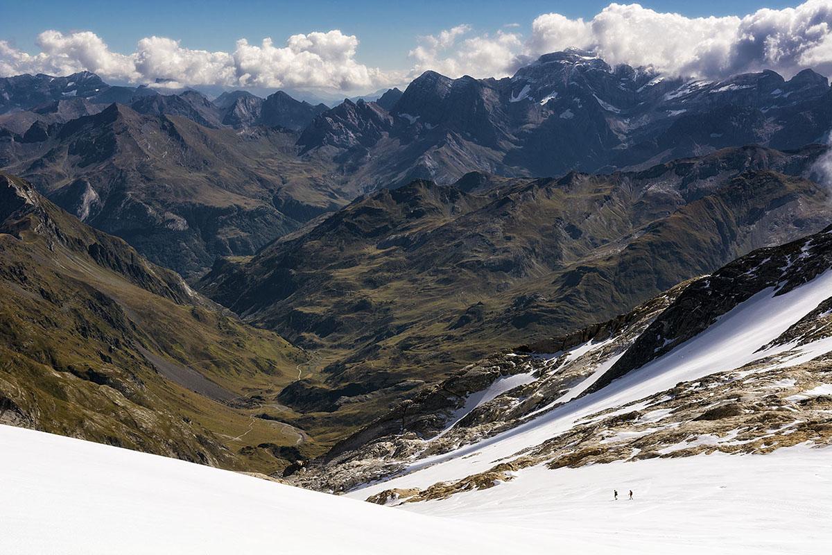 Descendiendo del mundo del hielo - Archivo - Iñaki Larrea, Fotografía de naturaleza y montaña