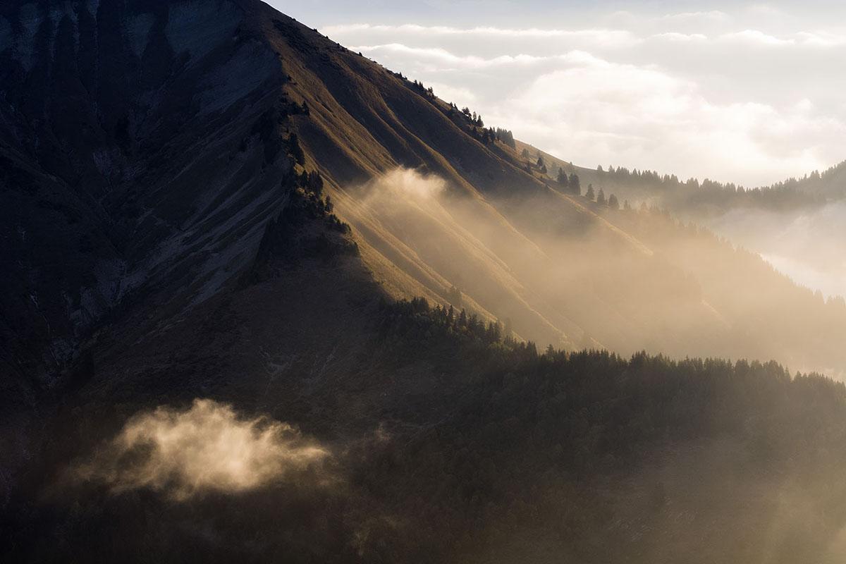 La nube - Archivo - Iñaki Larrea, Fotografía de naturaleza y montaña