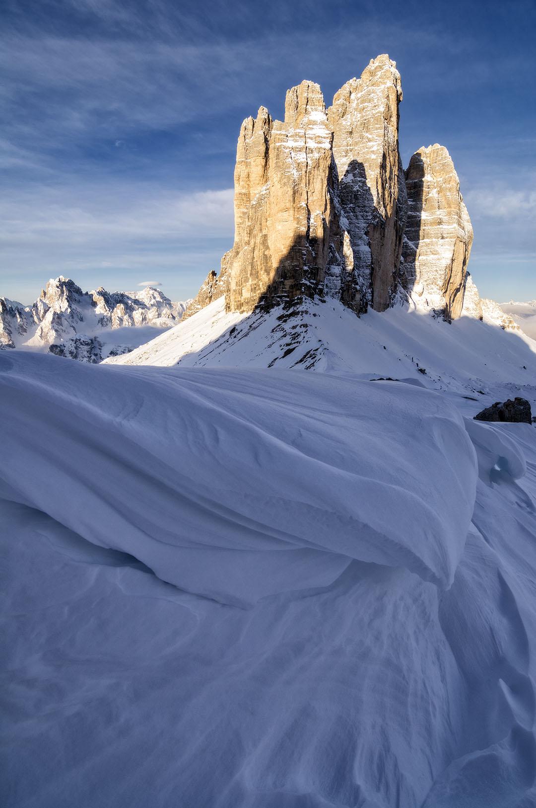 Olas de nieve - Archivo - Iñaki Larrea, Fotografía de naturaleza y montaña
