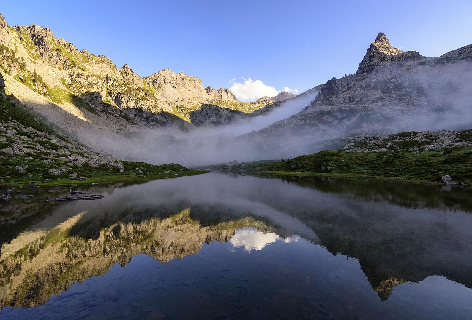 Caprichos nubosos - Archivo - Iñaki Larrea, Fotografía de naturaleza y montaña