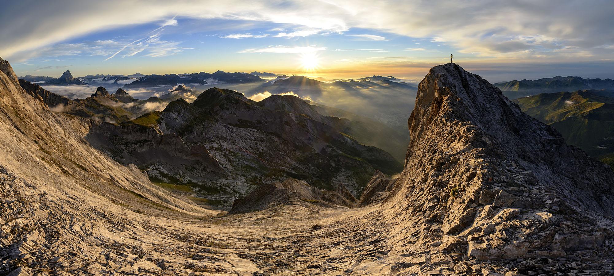 Hasta donde alcancen tus sueños - Deportes y aventuras - Inaki Larrea, Nature and mountains Photography