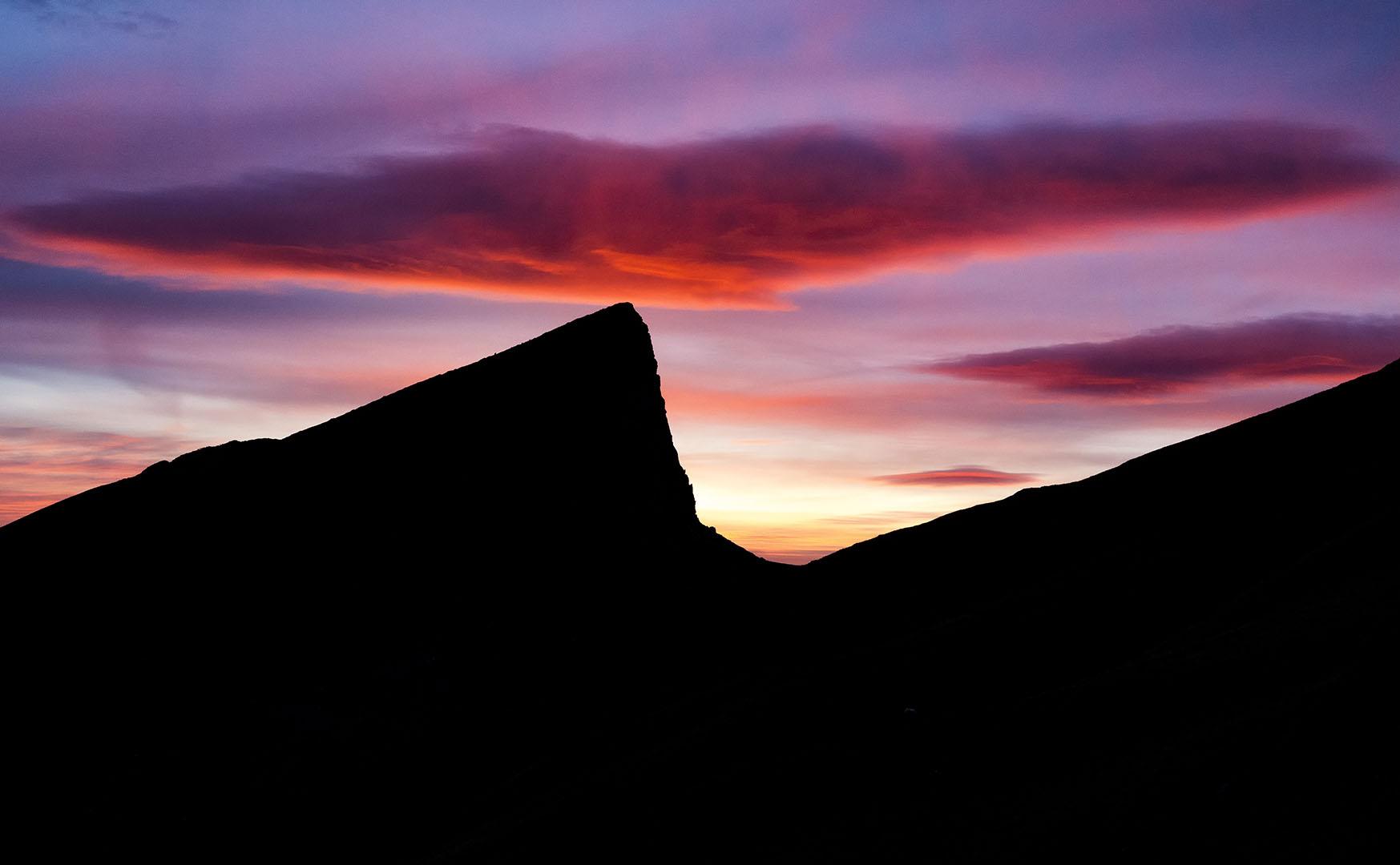 Oliendo las nubes - Archivo - Iñaki Larrea, Fotografía de naturaleza y montaña