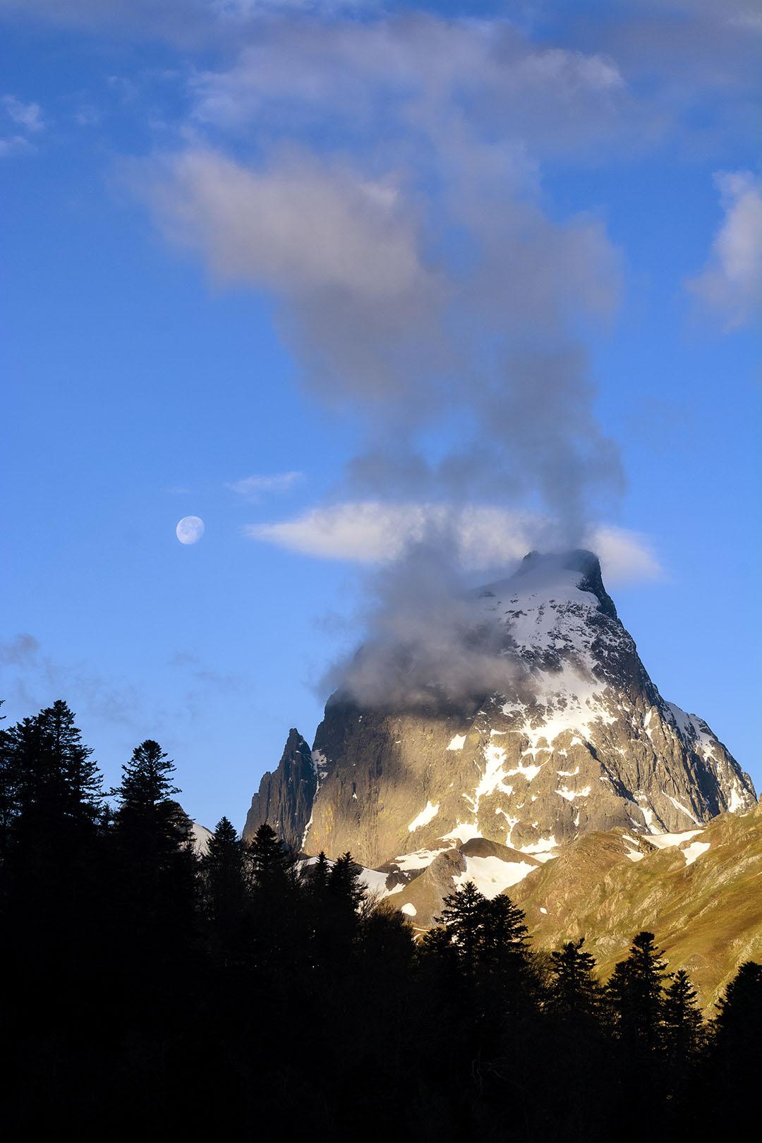 La última erupción - Archivo - Iñaki Larrea, Fotografía de naturaleza y montaña