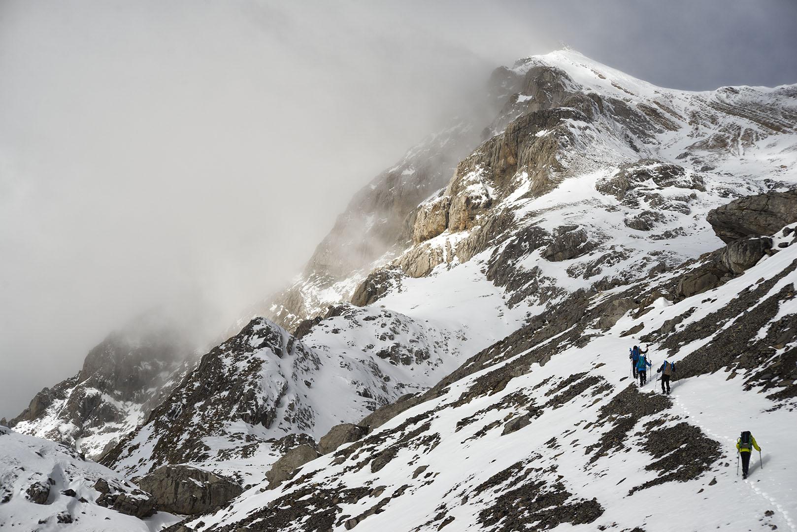 EL templo de nuestro culto, Tendeñera, Pirineos. - Deportes y aventuras - Iñaki Larrea, Fotografía de naturaleza y montaña