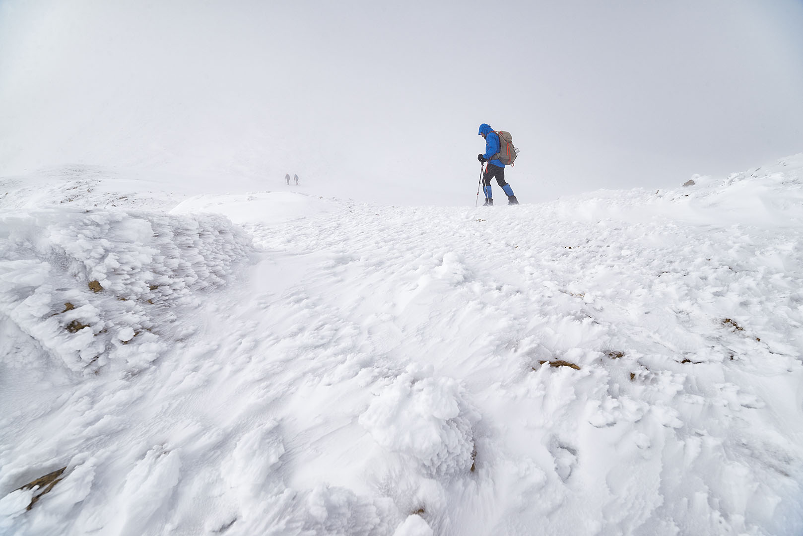 Cuando hubo invierno. Tendeñera. - Deportes y aventuras - Inaki Larrea, Nature and mountains Photography