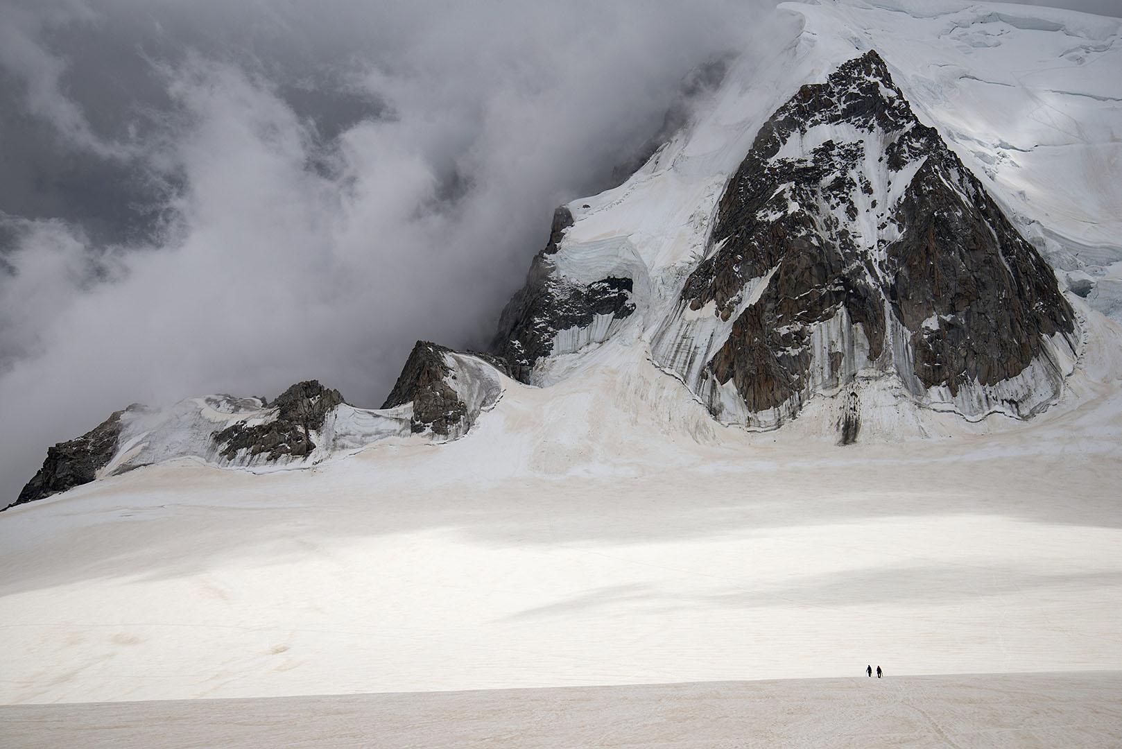Mar de hielo - Deportes y aventuras - Iñaki Larrea, Fotografía de naturaleza y montaña
