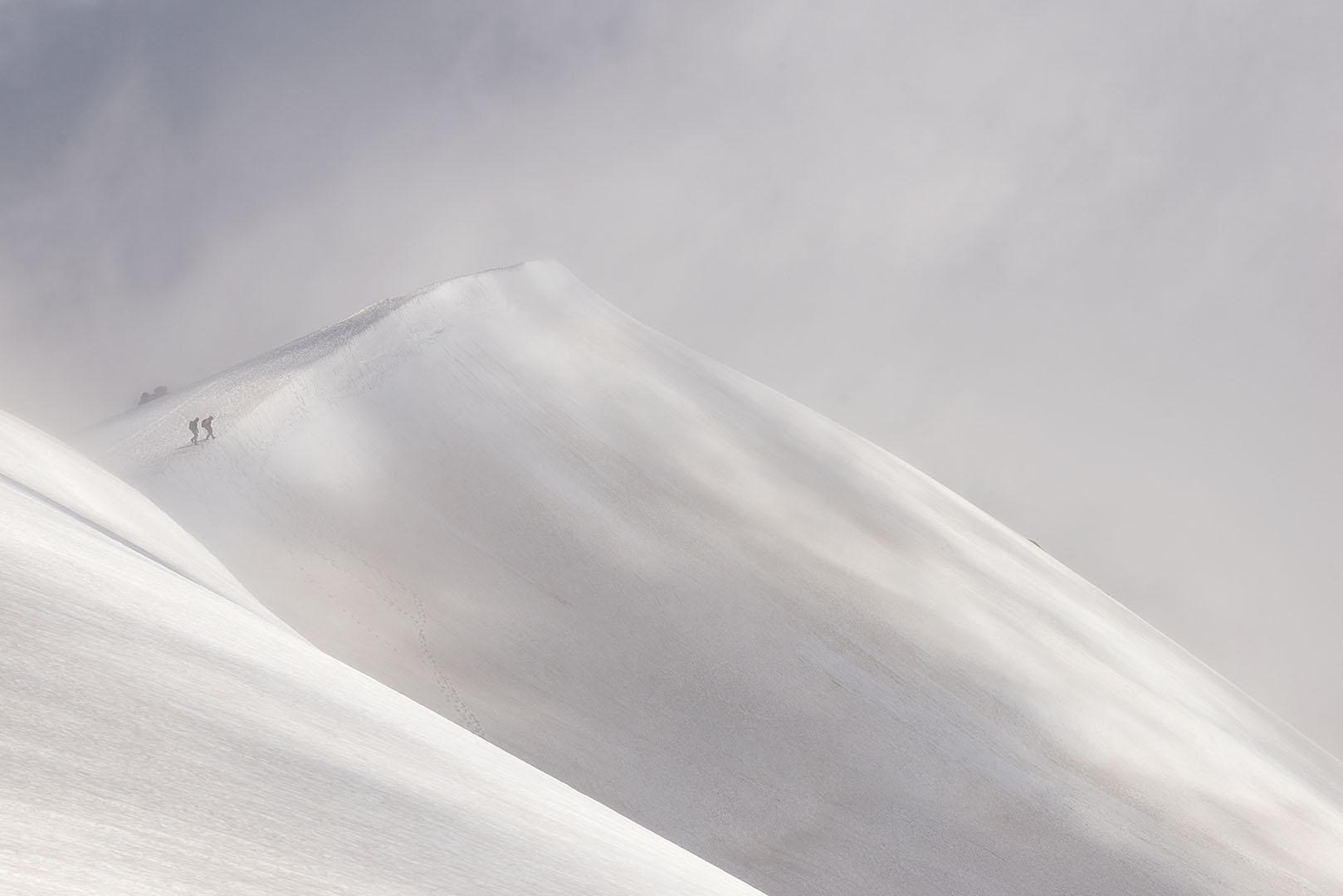 Mundos de papel - Deportes y aventuras - Iñaki Larrea, Fotografía de naturaleza y montaña