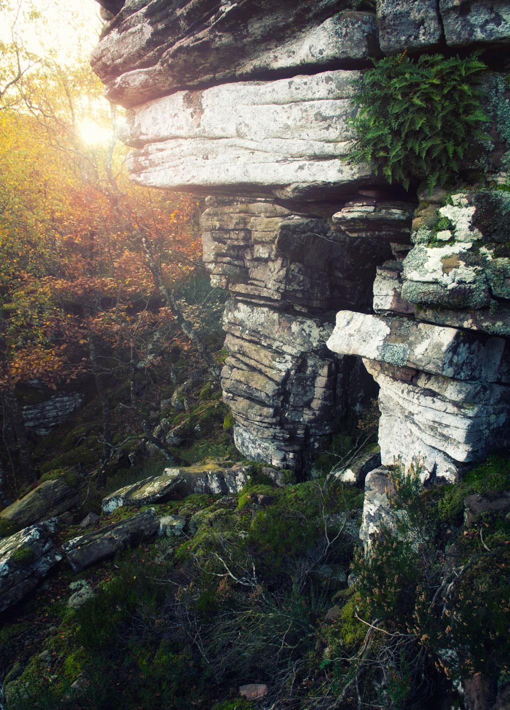 El portal de piedra - Archivo - Iñaki Larrea, Fotografía de naturaleza y montaña