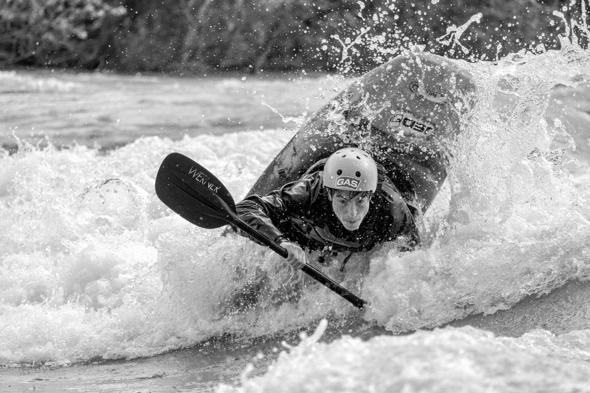 Maniobras en el agua - Deportes y aventuras - Inaki Larrea, Nature and mountains Photography
