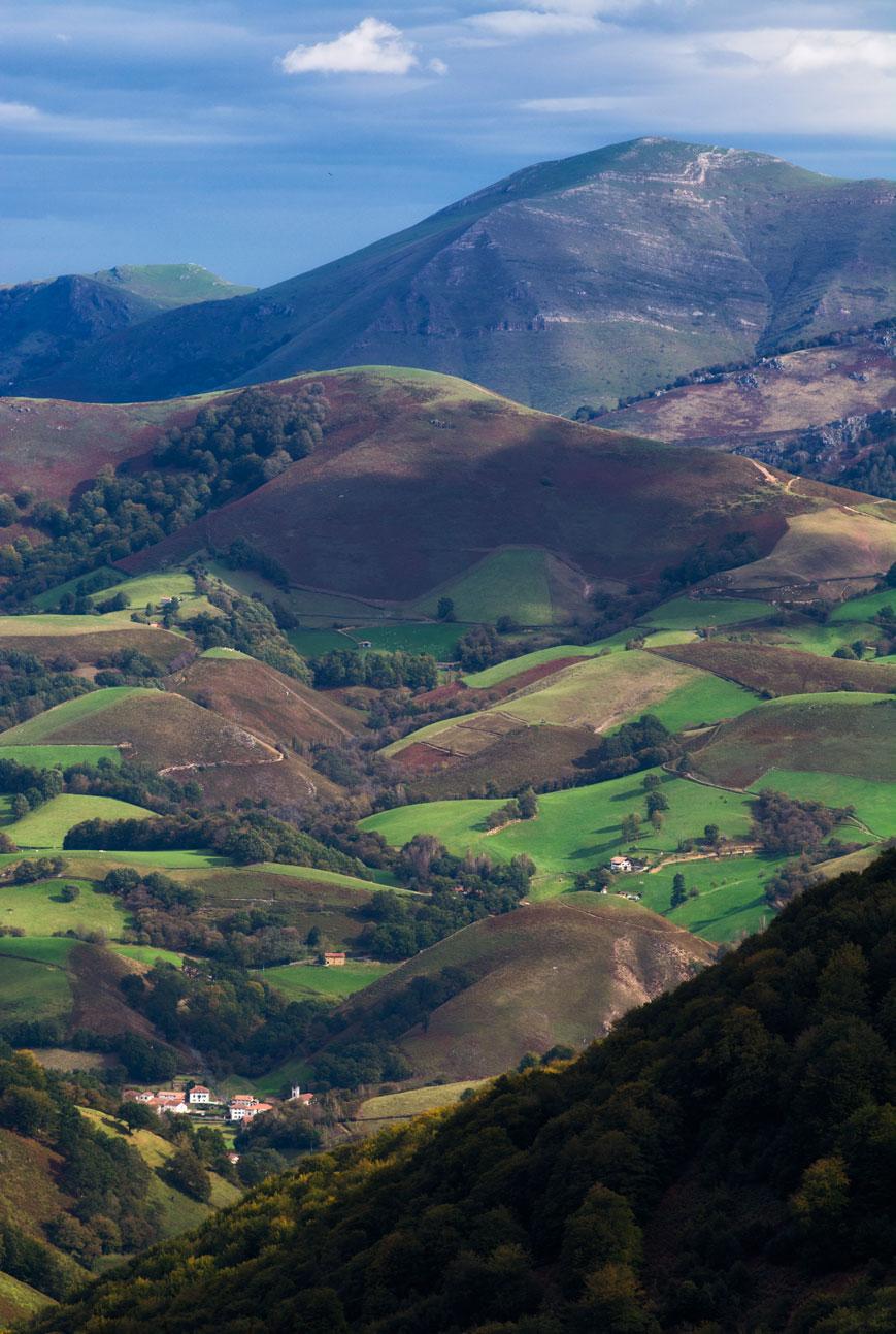 Urepel - Archivo - Iñaki Larrea, Fotografía de naturaleza y montaña