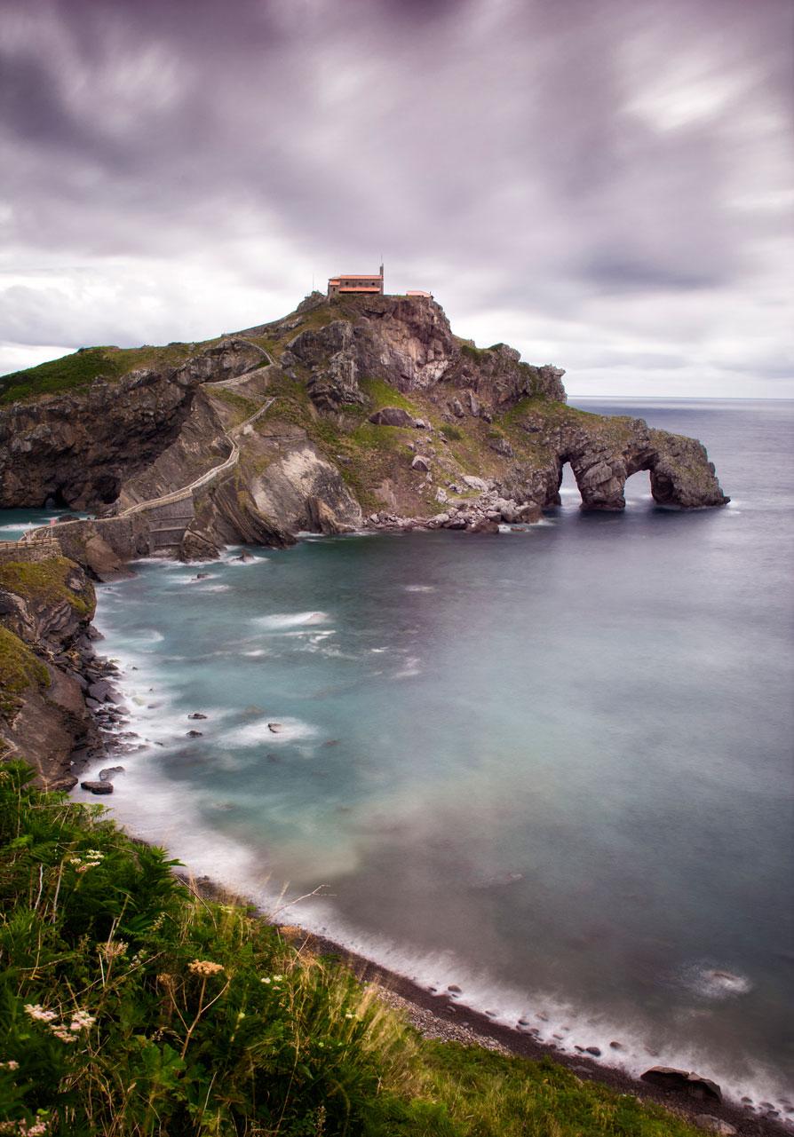 San Juan de Gaztelugatxe - Archivo - Iñaki Larrea, Fotografía de naturaleza y montaña