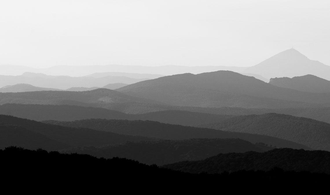 Colinas en profundidad - Archivo - Iñaki Larrea, Fotografía de naturaleza y montaña
