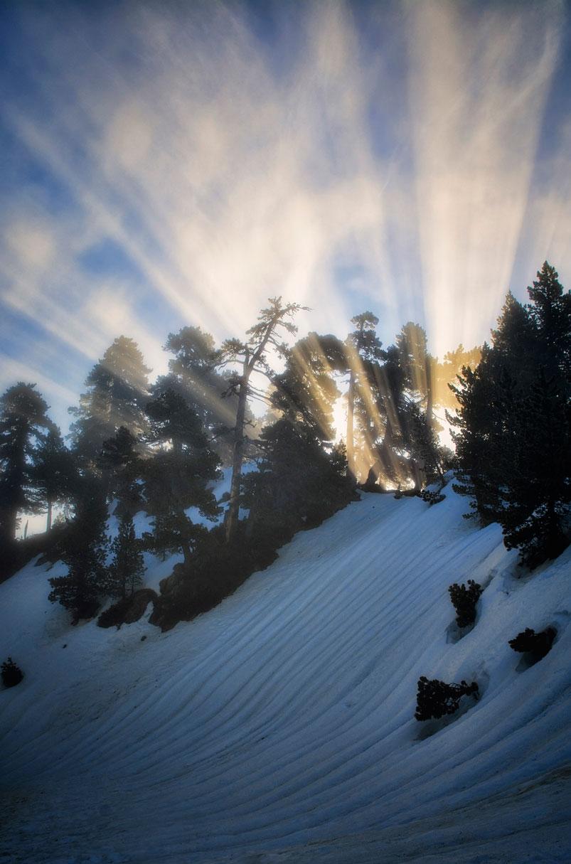 Explosión matinal - Archivo - Iñaki Larrea, Fotografía de naturaleza y montaña