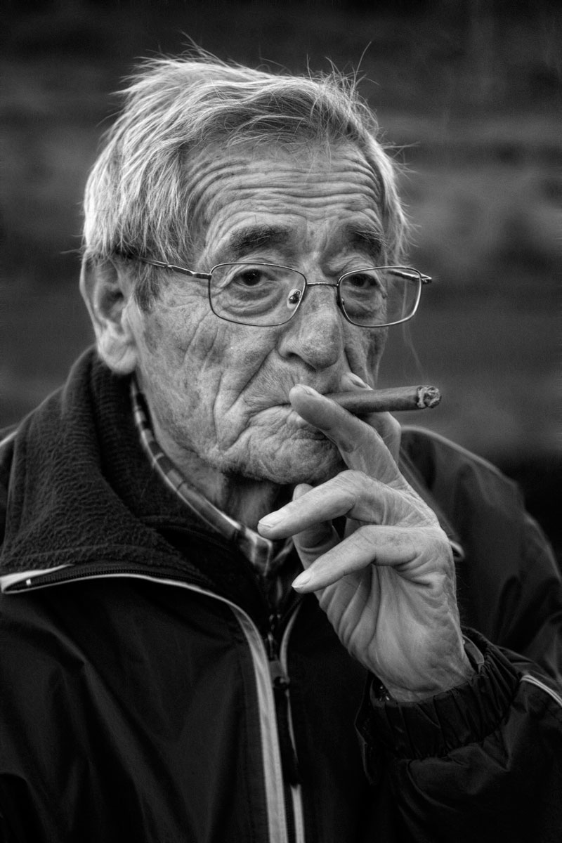 Don Manuel - Archivo - Iñaki Larrea, Fotografía de naturaleza y montaña