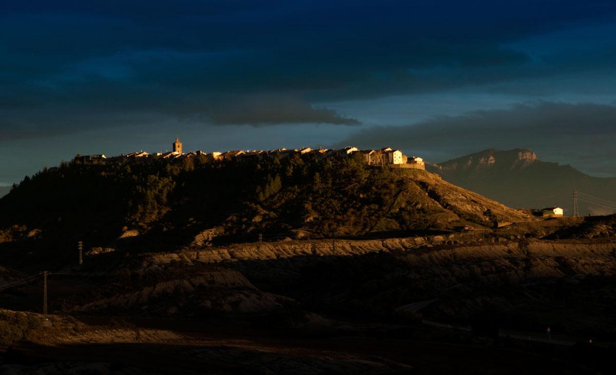Berdún - Archivo - Iñaki Larrea, Fotografía de naturaleza y montaña