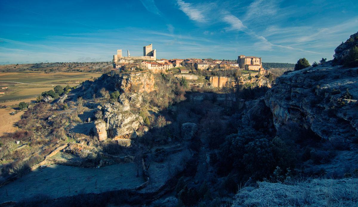 Calatañazor - Archivo - Iñaki Larrea, Fotografía de naturaleza y montaña