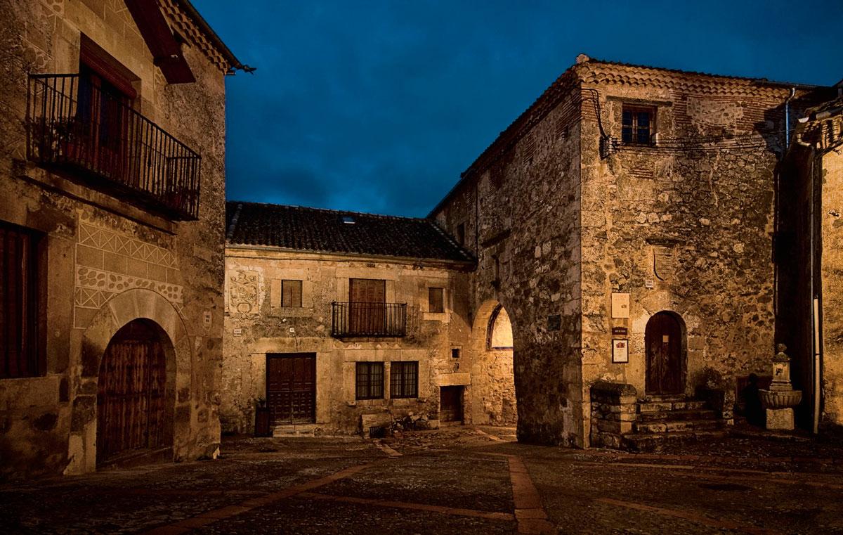 Pedraza - Archivo - Iñaki Larrea, Fotografía de naturaleza y montaña