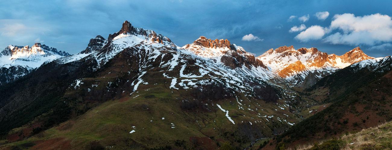 Hecho - Archivo - Iñaki Larrea, Fotografía de naturaleza y montaña