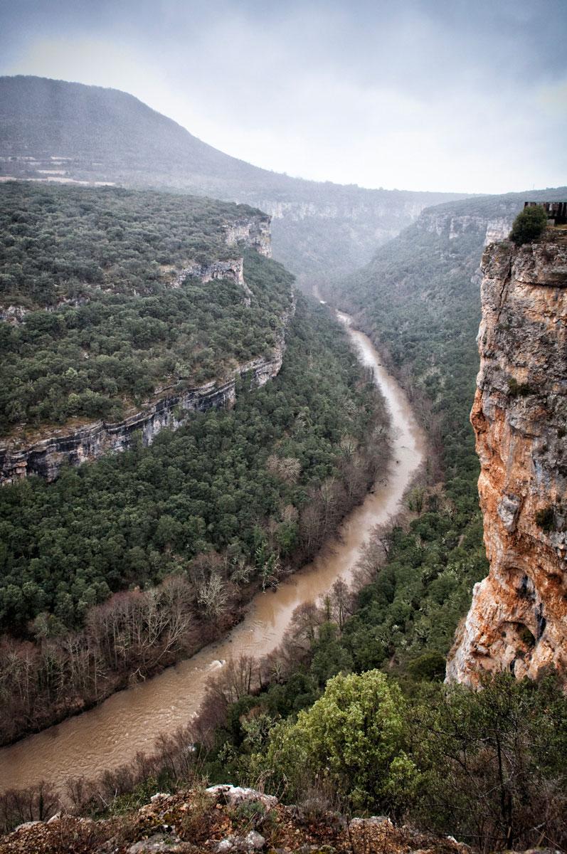 Cañon del Ebro - Archivo - Iñaki Larrea, Fotografía de naturaleza y montaña