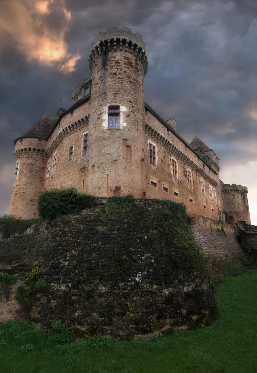 Castelnaud - Archivo - Iñaki Larrea, Fotografía de naturaleza y montaña