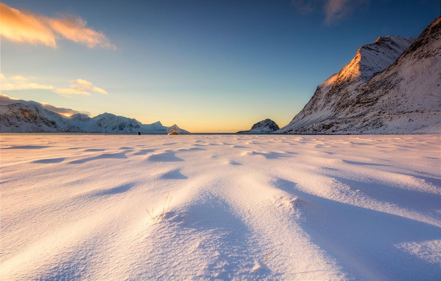 Playas nórdicas - Grandes espacios - Fotografia Larrea. Paisajes y grandes espacios