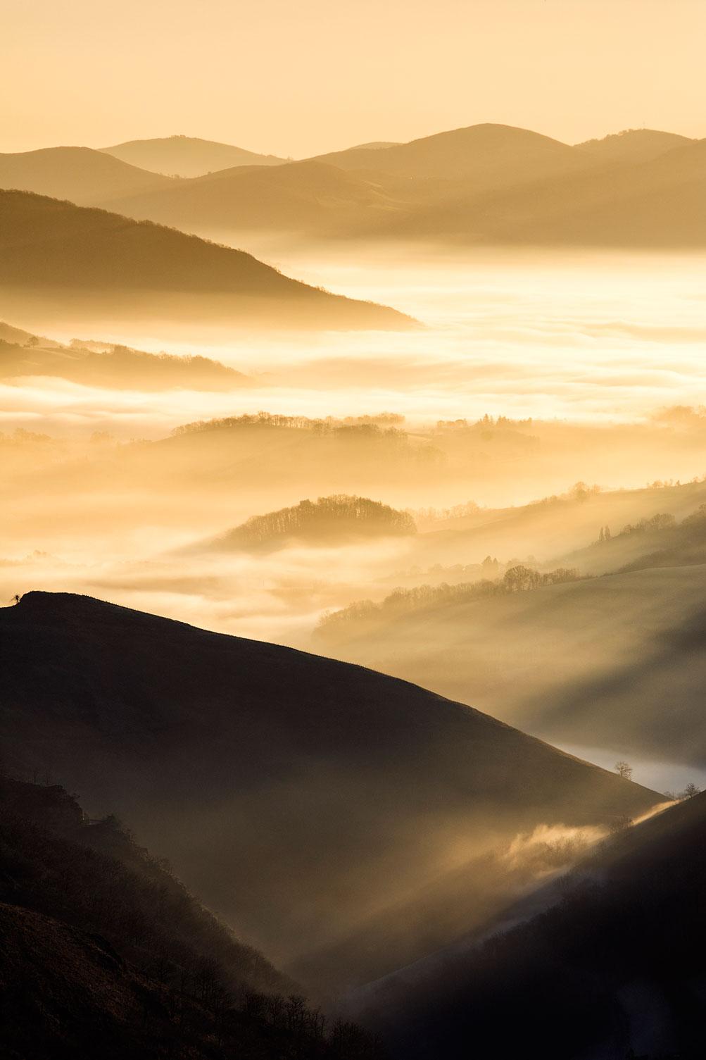 Archivo - Iñaki Larrea, Fotografía de naturaleza y montaña