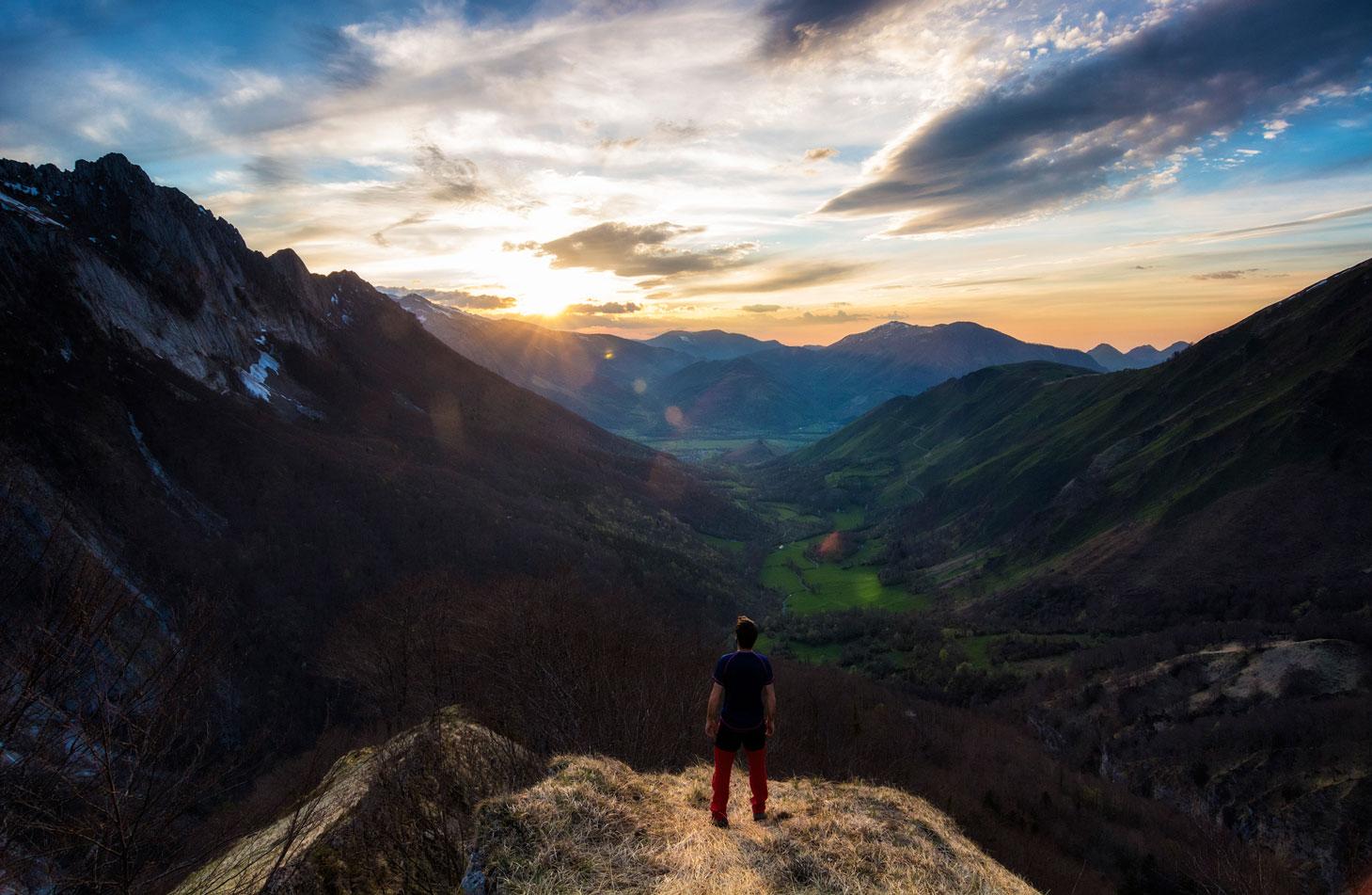 Desde la atalaya - Archivo - Iñaki Larrea, Fotografía de naturaleza y montaña