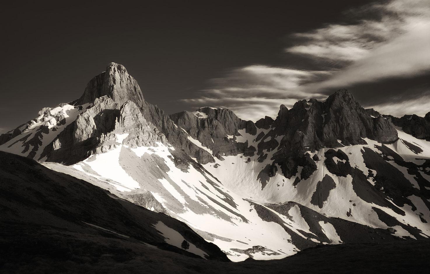 La proa, Mesa de los tres reyes. - Archivo - Iñaki Larrea, Fotografía de naturaleza y montaña