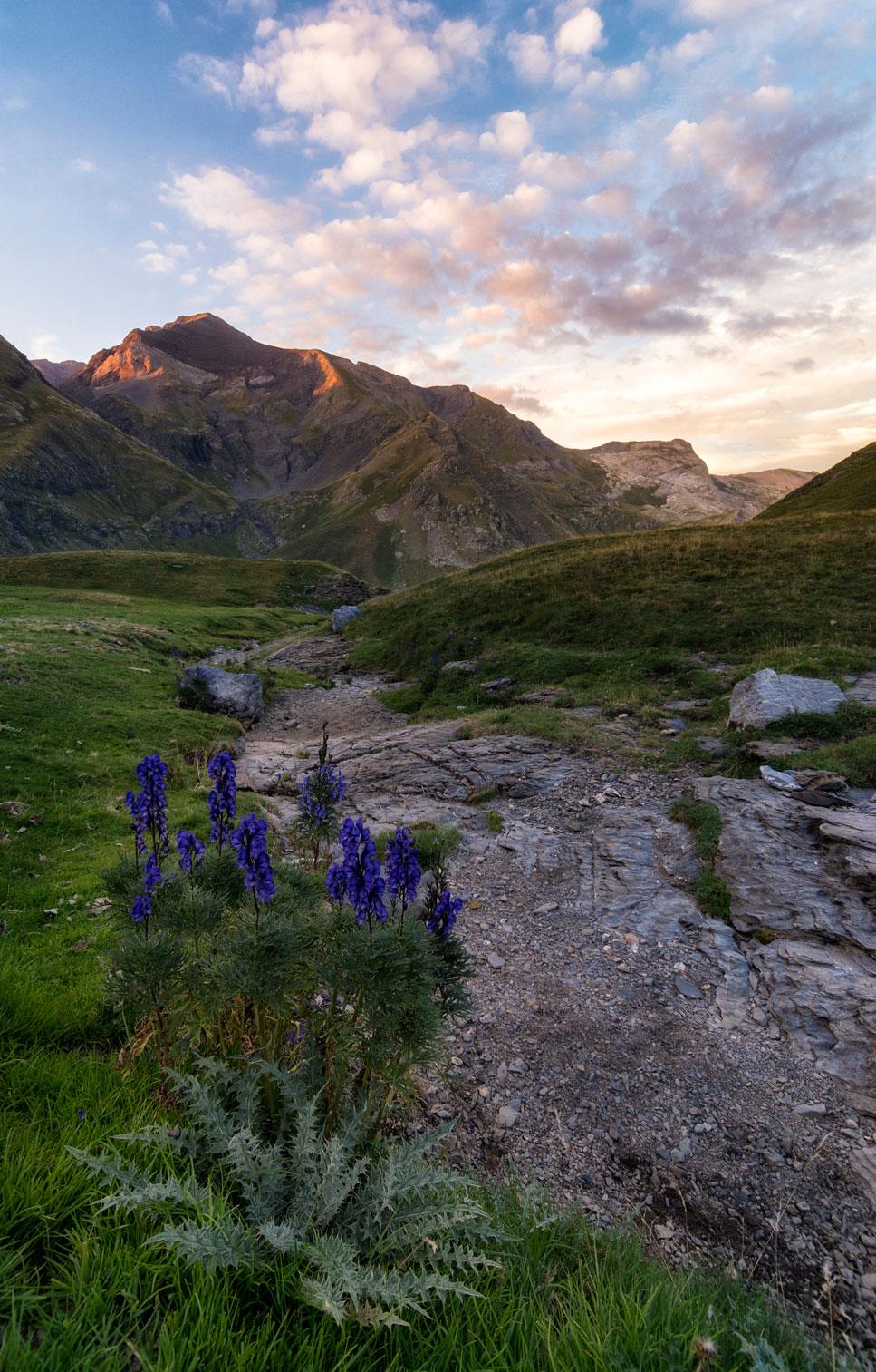 Ultimas luces en los valles - Archivo - Iñaki Larrea, Fotografía de naturaleza y montaña