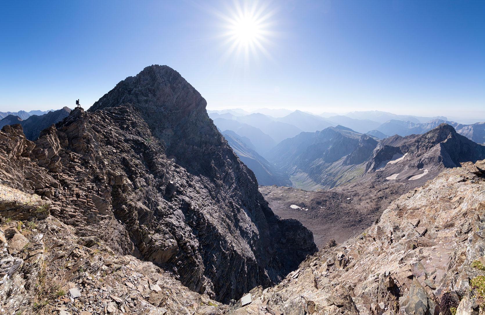La munia y barrosa - Deportes y aventuras - Inaki Larrea, Nature and mountains Photography