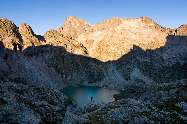 bajo los pies del gigante - Deportes y aventuras - Inaki Larrea, Nature and mountains Photography