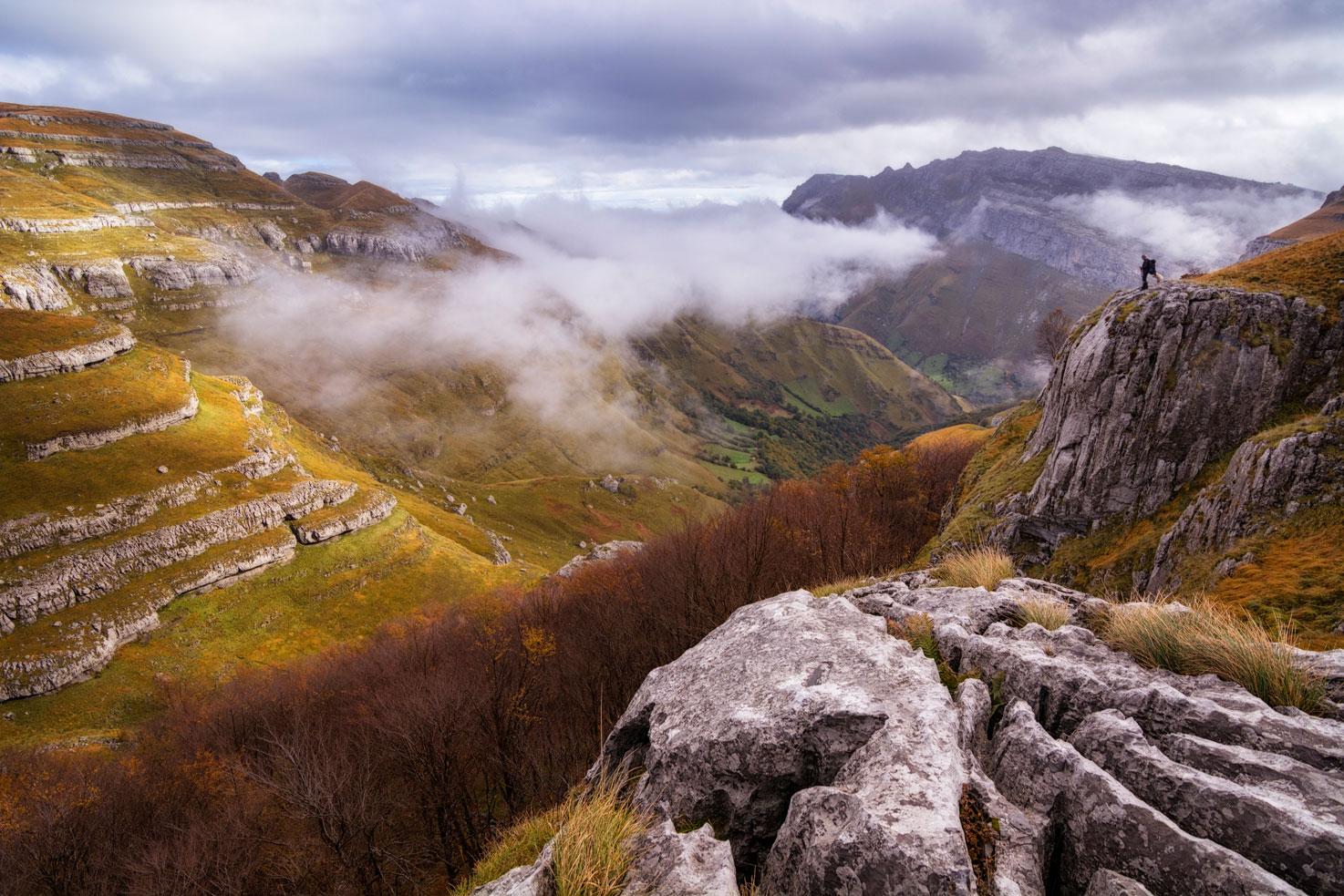 En los confines del Asón, Cantabria. - Deportes y aventuras - Iñaki Larrea, Fotografía de naturaleza y montaña
