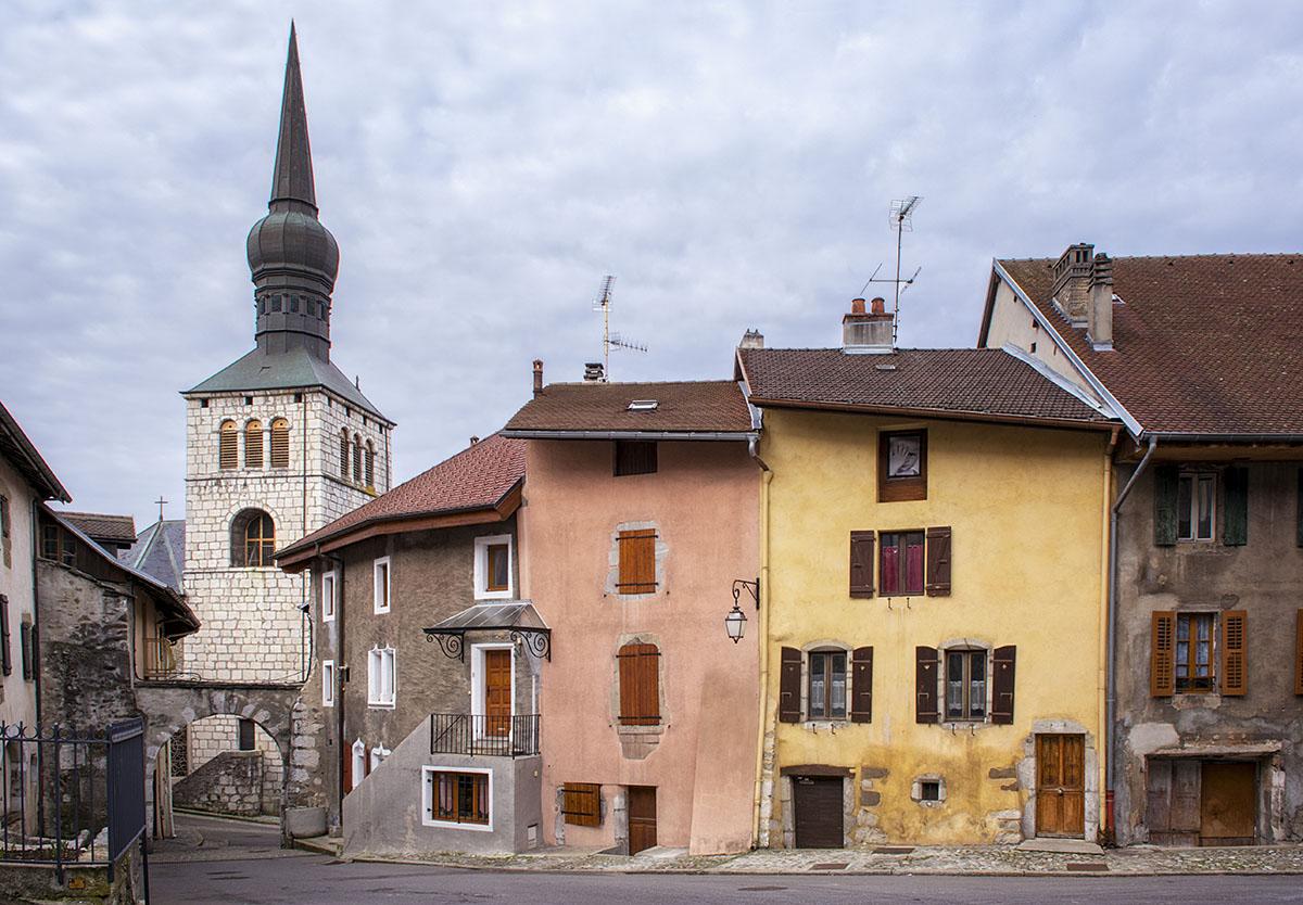 La Roche-sur-Foron, France. - Archivo - Iñaki Larrea, Fotografía de naturaleza y montaña