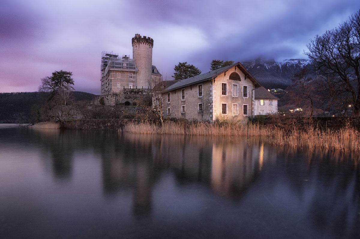 Chateâu Ruphy, France. - Archivo - Iñaki Larrea, Fotografía de naturaleza y montaña