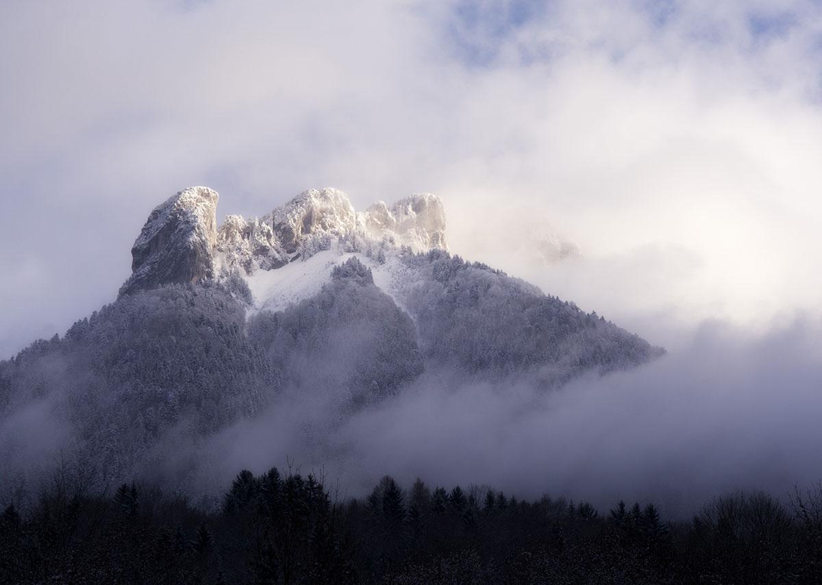 Destellos, Alpes. - Archivo - Iñaki Larrea, Fotografía de naturaleza y montaña
