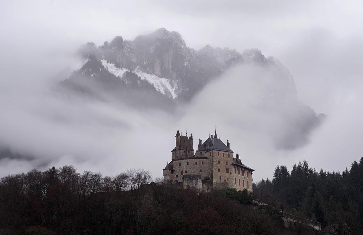 Chateâu de Menthon, France. - Archivo - Iñaki Larrea, Fotografía de naturaleza y montaña