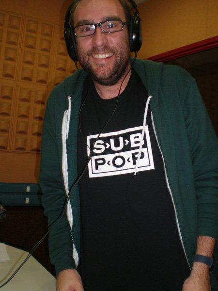 Especial SUB POP - Fotos - Las Partículas Elementales, Programa de radio de música independiente y alternativa
