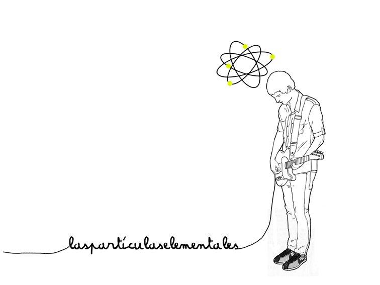 Logo - Fotos - Las Partículas Elementales, Programa de radio de música independiente y alternativa