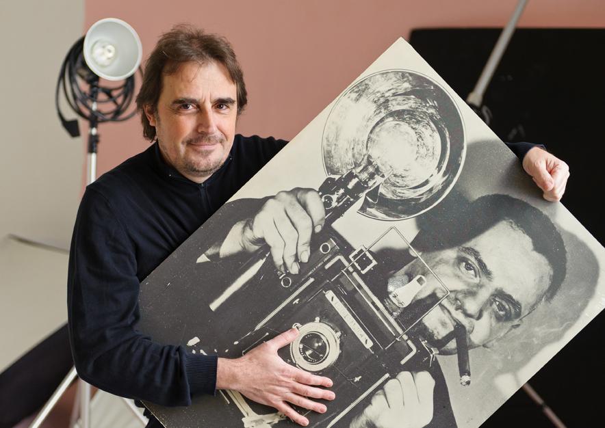 Retratos - Victor Puig, Fotografía