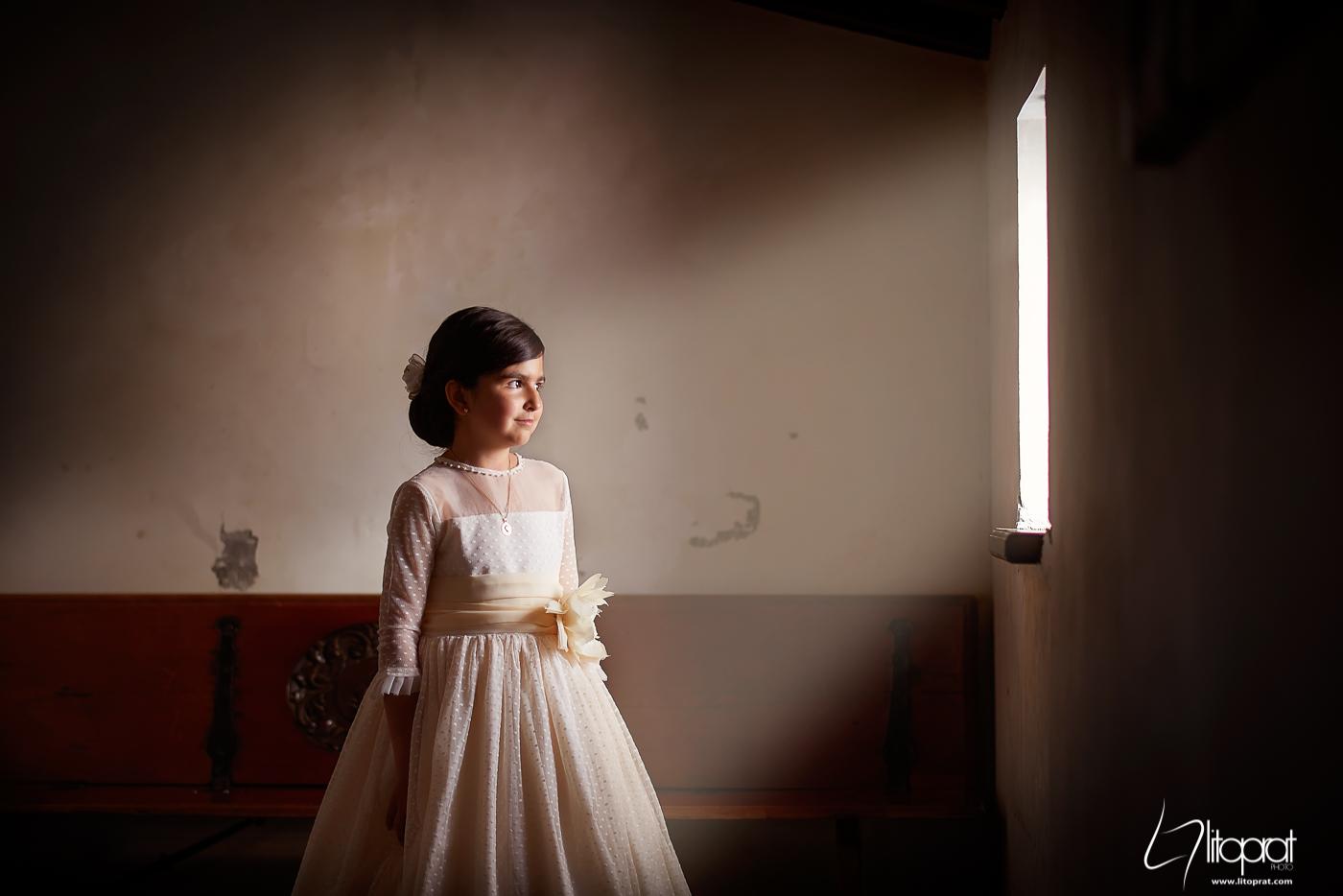 COMUNIÓN - Fotografía artística y documental de Comuniones en Cádiz de Lito Prat Fotógrafo