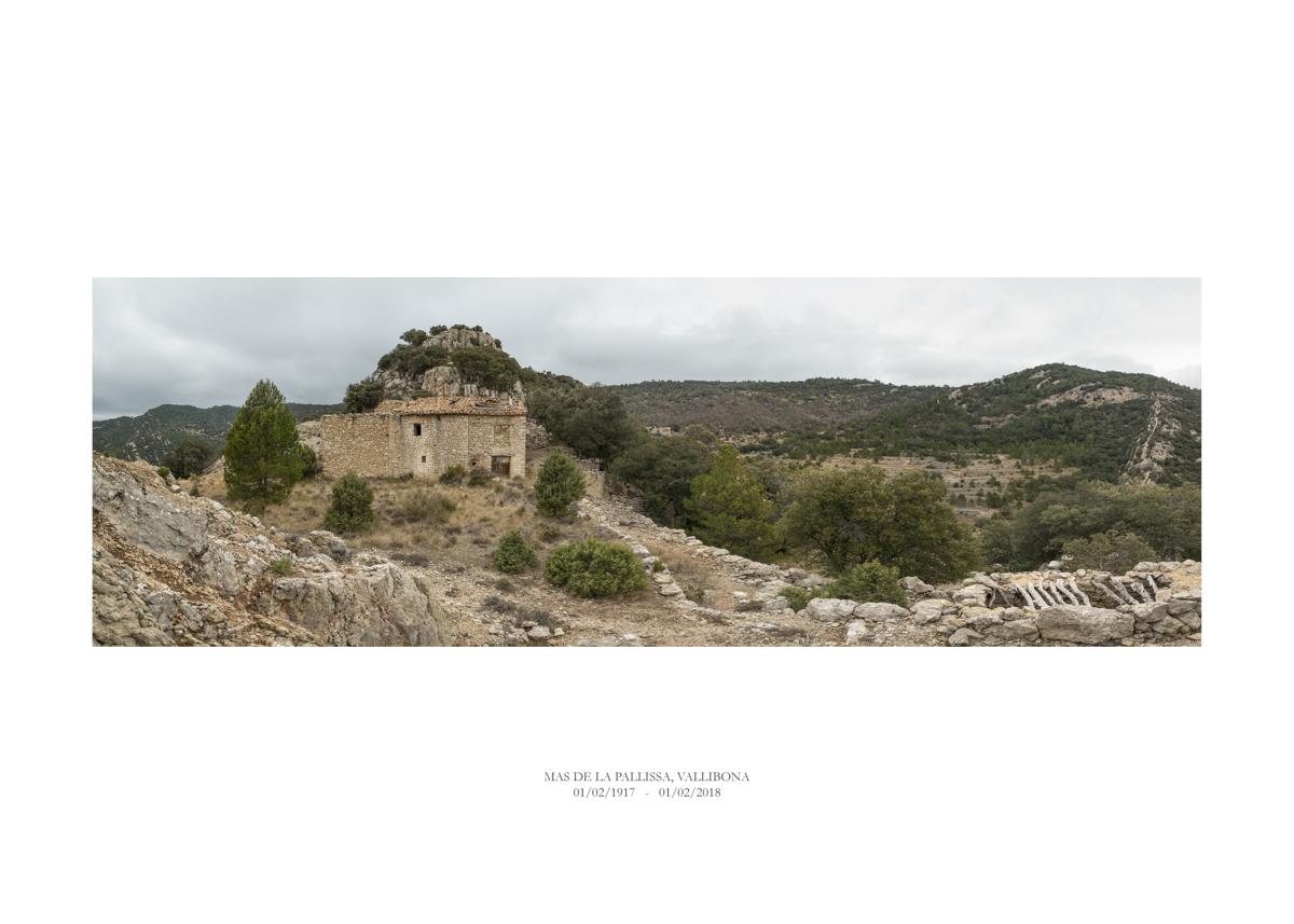 Mas de la Pallissa, Vallibona - Maquis i Masovers als Ports - GEOGRAFIES DE CONFLICTE I CONFLUÈNCIA