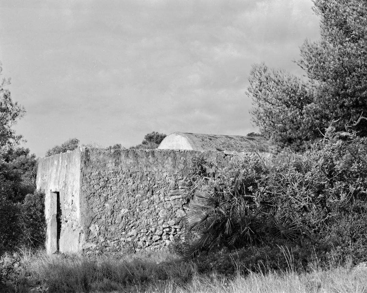 Irta. Caseta de volta vora el Volante - Les Casetes de Volta del Baix Maestrat - LLUIS IBAÑEZ MELIA, Geografies als Ports Maestrat