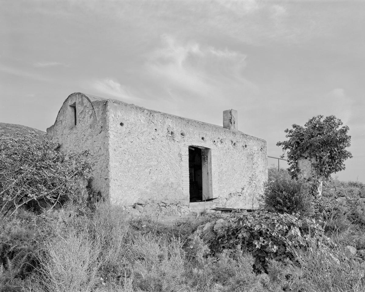 Irta. Caseta de volta vora la Font Nova - Les Casetes de Volta del Baix Maestrat - LLUIS IBAÑEZ MELIA, Geografies als Ports Maestrat