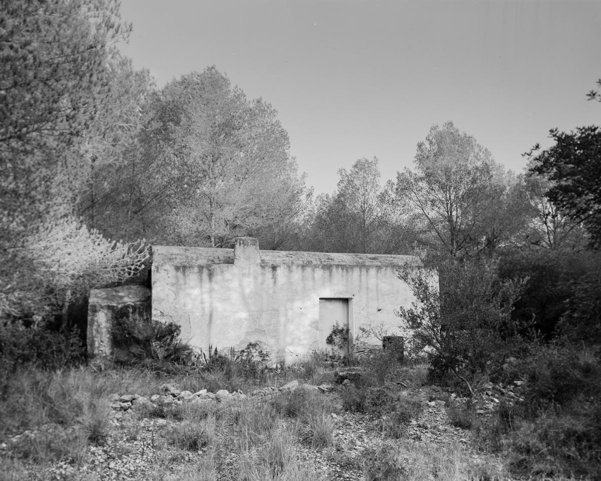 Irta. Caseta de volta nº 1al Clot de Maig - Les Casetes de Volta del Baix Maestrat - LLUIS IBAÑEZ MELIA, Geografies als Ports Maestrat