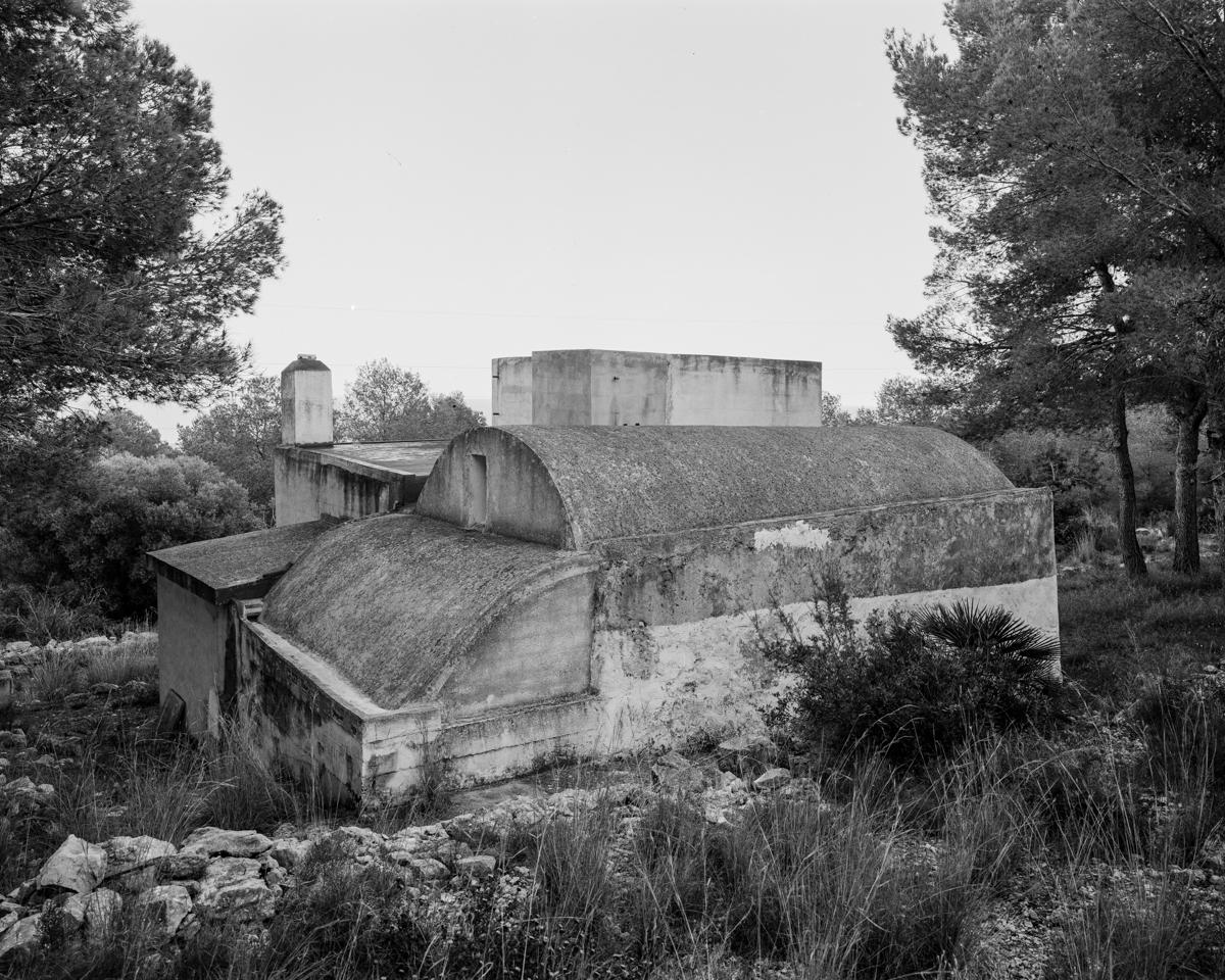 Irta. Caseta del Toll.  - Les Casetes de Volta del Baix Maestrat - LLUIS IBAÑEZ MELIA, Geografies als Ports Maestrat