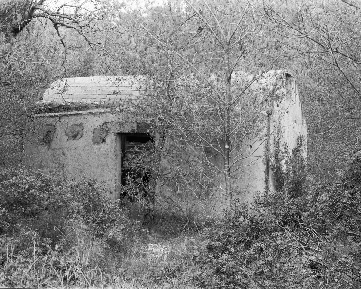 Irta. Caseta de volta vora la Cova Pareda - Les Casetes de Volta del Baix Maestrat - LLUIS IBAÑEZ MELIA, Geografies als Ports Maestrat