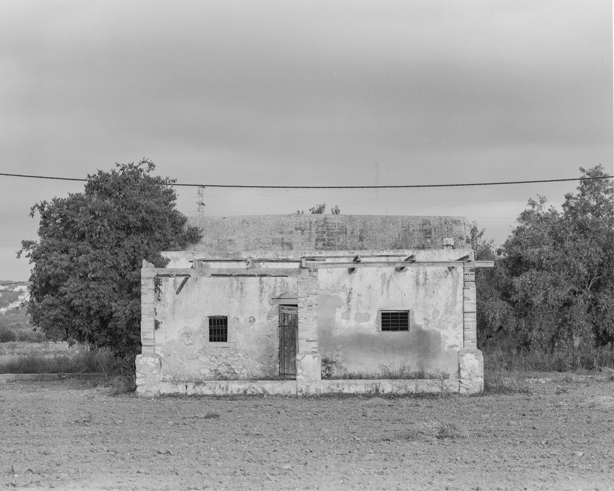 Benicarló. Caseta de volta nº 2 a Sant Gregori  - Les Casetes de Volta del Baix Maestrat - LLUIS IBAÑEZ MELIA, Geografies als Ports Maestrat