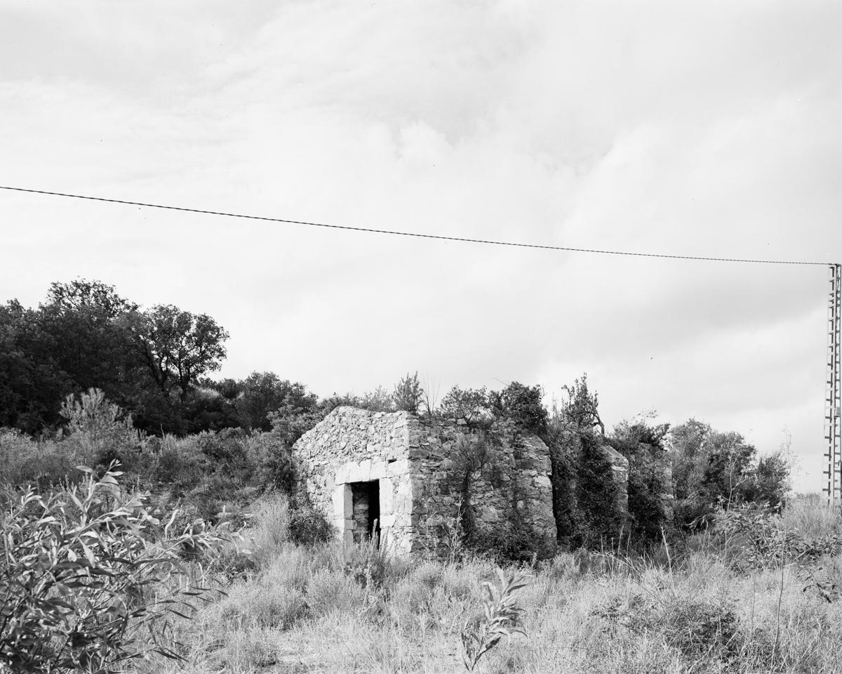 Irta. Caseta de volta vora El Tossalet d'Alcossebre - Les Casetes de Volta del Baix Maestrat, habitatges temporers - LLUIS IBAÑEZ MELIA, Geografies als Ports Maestrat